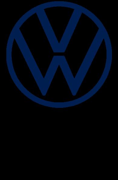 VW logo footer